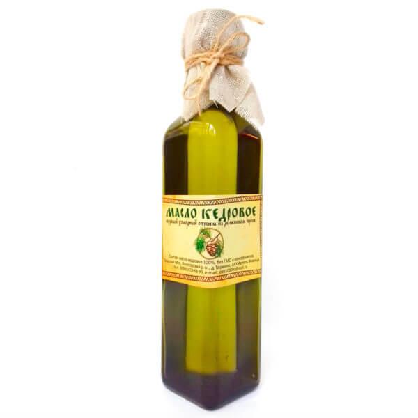 Кедровое масло 1